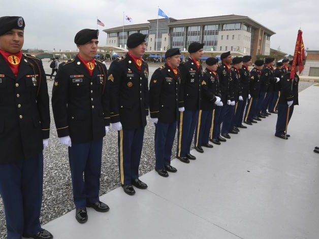 Trump Wants South Korea to Pay More for U.S. Troop Presence