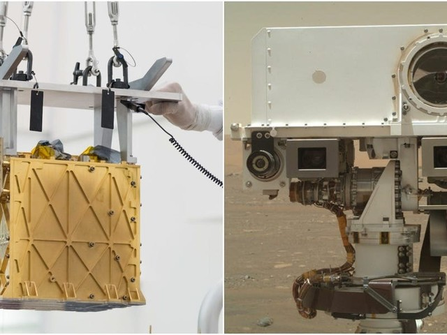 NASA's Perseverance rover just turned CO2 into oxygen. The technology could help future astronauts breathe on Mars.