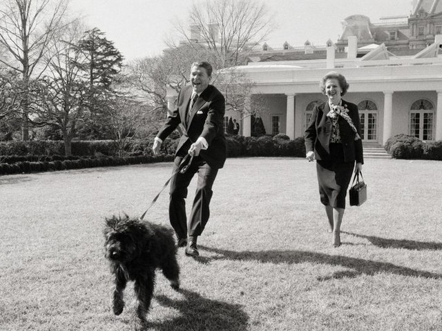 Presidential Pets: A Look Back