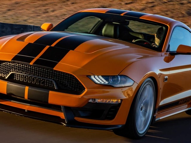 Forget the Econobox; Rent This 600-Plus-HP Shelby Mustang Instead