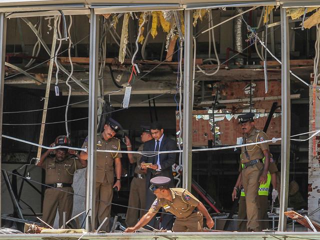 Sri Lankan authorities knew names of terrorists weeks before bombings
