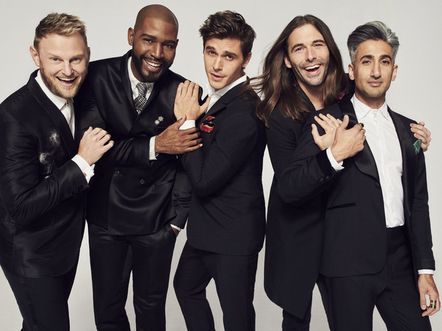 Here's A First Look At The New 'Queer Eye For The Straight Guy' Cast