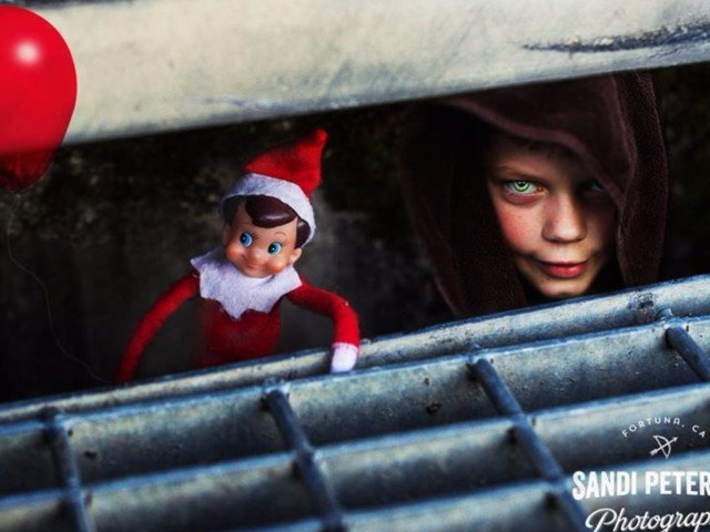 These Might Be the Most Inappropriate Elf on the Shelf Photos and They're Hysterical
