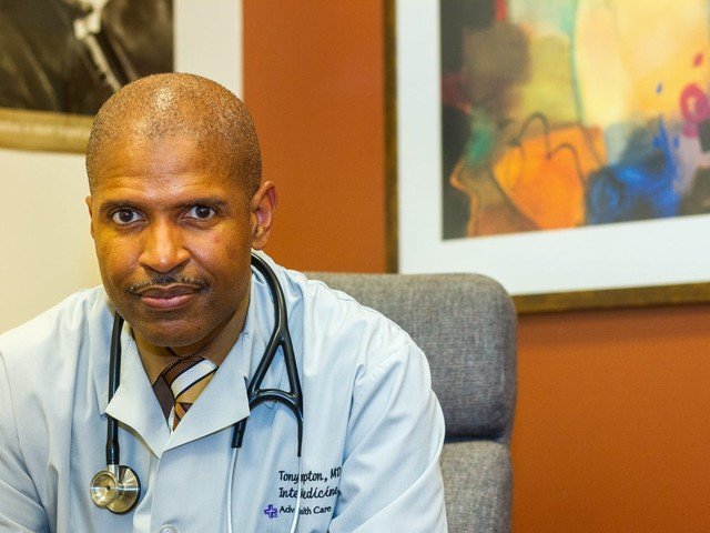 Dr. Hampton: Honoring those who help our journey