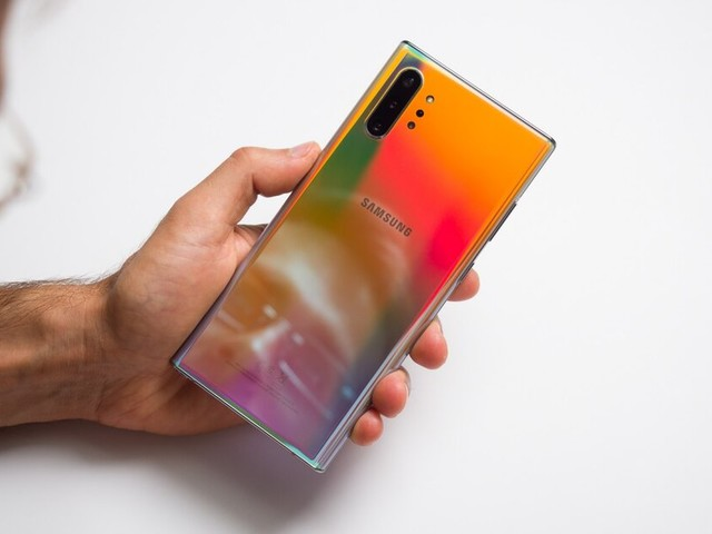 Galaxy Note 10 sales exceed expectations, crushing all Galaxy S and Note records in one country