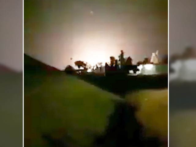 Videos show Iran missile attacks on Iraqi air bases housing US troops