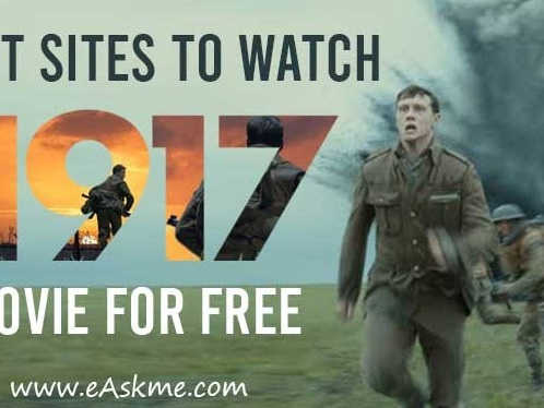 Best Sites to Watch 1917 Movie Online for Free in High Quality