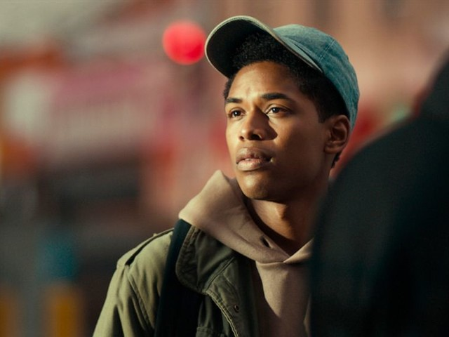 Review: A Black teen on trial in Netflix drama 'Monster'