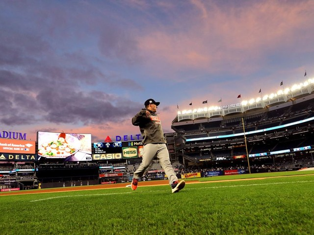 Astros vs. Yankees 2017 live results: Score updates and highlights from ALCS Game 3