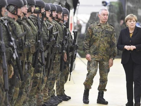 Germany Backpedals On NATO Spending Promise As France Goes Full Throttle