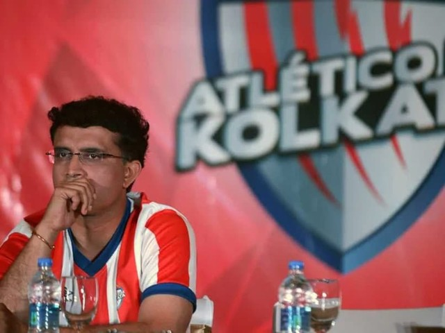 BCCI President-Elect Ganguly To Skip Ranchi Test For ISL Inauguration