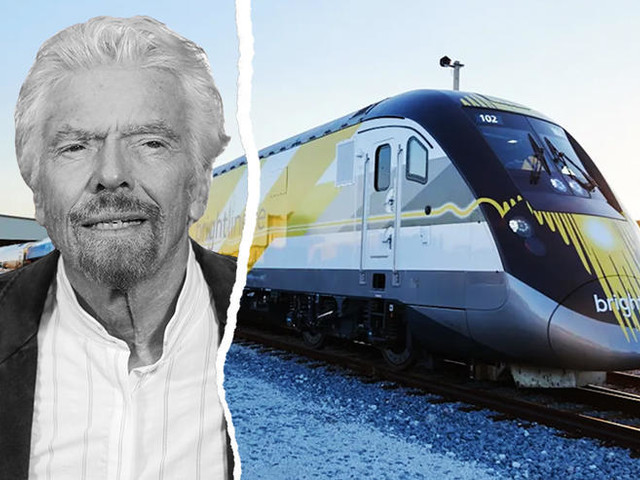Brightline ends partnership with Virgin Trains in South Florida