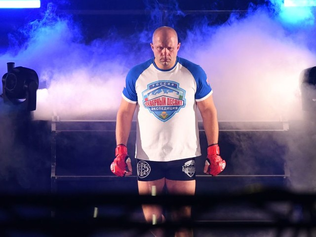 Editorial: Late expectations with the great Fedor Emelianenko