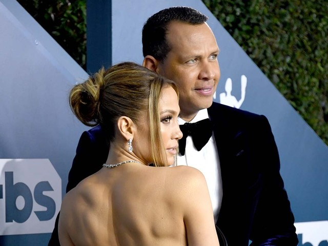 Did Jennifer Lopez And Alex Rodriguez Get Married On New Years Eve?