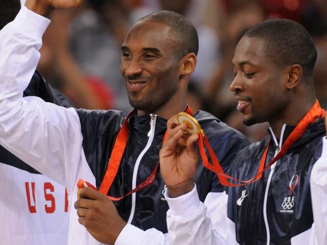 TNT's NBA crew, including Shaquille O'Neal, Dwyane Wade, honor Kobe Bryant
