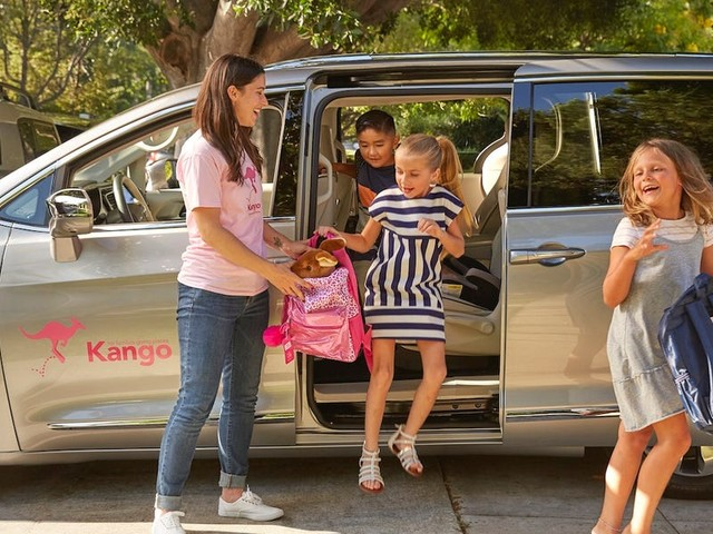 Kids can't take Uber and Lyft rides alone. A startup thinks it found the perfect solution — and has backing from the US' largest school bus company