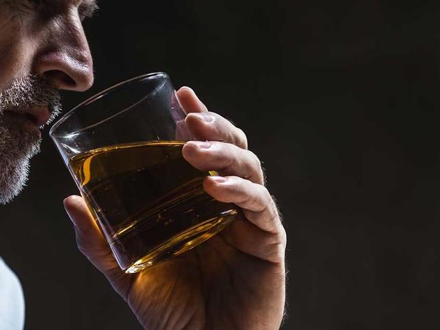 Alcohol Accelerates Brain Aging