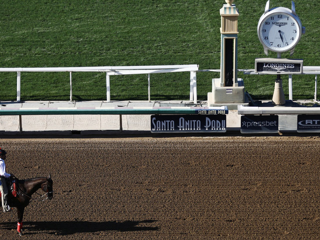 Gov. Gavin Newsom Says Horse Racing in California Needs Reform