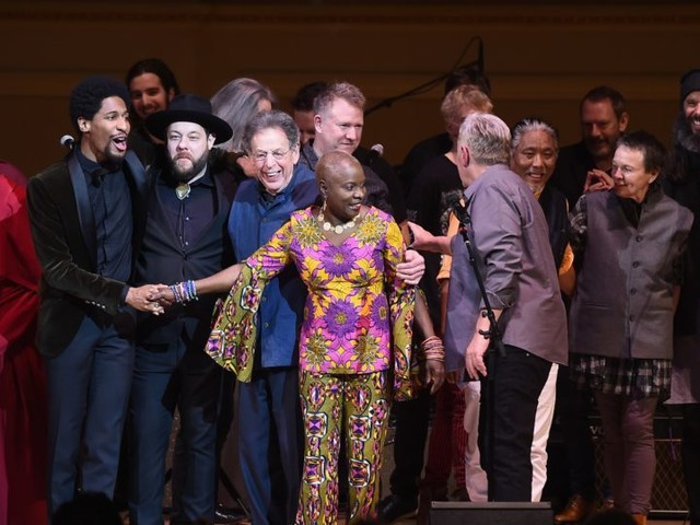 Jason Isbell, Patti Smith, Nathaniel Rateliff & More Among Tibet House 2019 Benefit Concert Highlights