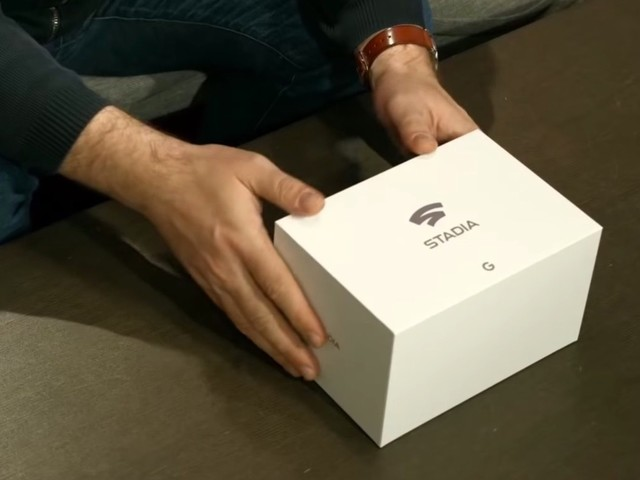 Stadia Founder's Edition gets early unboxing [Gallery]