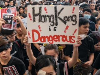 """The Impact On Tourism Is Huge:"" Hong Kong Hotel Crisis Erupts Amid Escalating Protests ​​​​​​​"