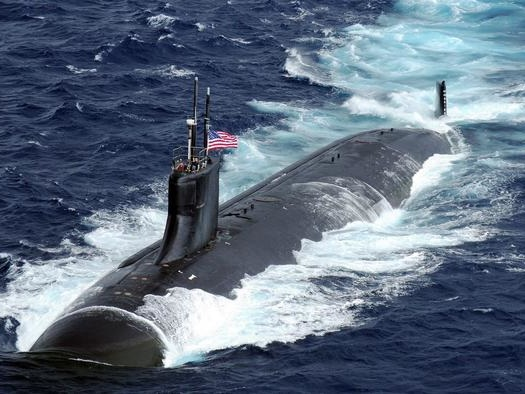 """China Demanding Answers Over US Nuclear Sub """"Underwater Collision"""" In Indo-Pacific Waters"""