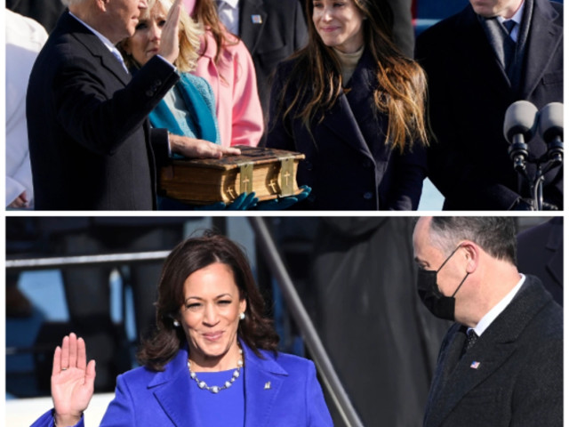 INAUGURATION DAY! Biden & Harris Sworn In + The Obamas Were A Major Flex + Heroic Capitol Officer Escorts VP Harris + Dior 1s Sneakers Trend