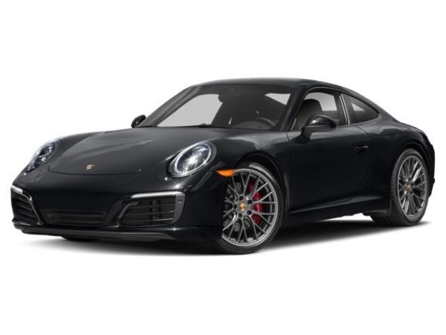2019 Porsche 911--Carrera--S