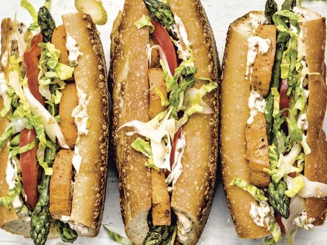 Trojan horse way to veganism: Slowly sneak in the sweet potatoes