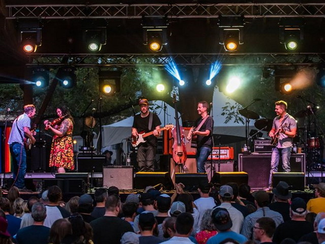 Yonder Mountain String Band Details Spring Tour 2020
