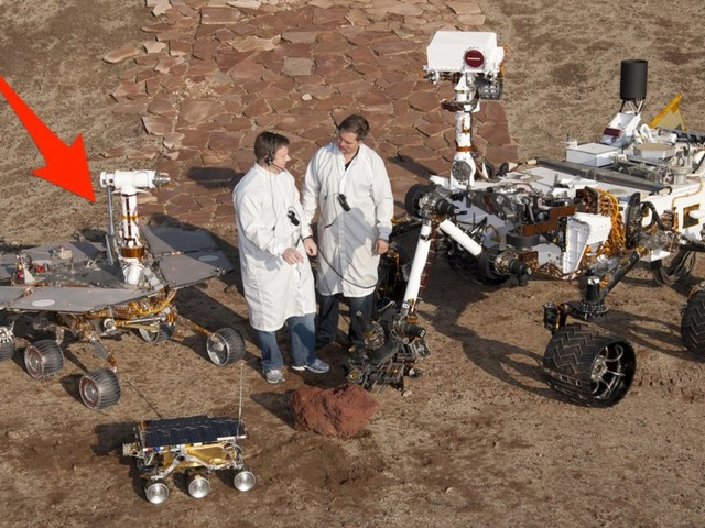 NASA's longest-running Mars mission is over with the presumed death of its Opportunity rover