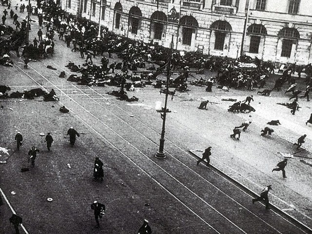 Hard Lessons From the Russian Civil War