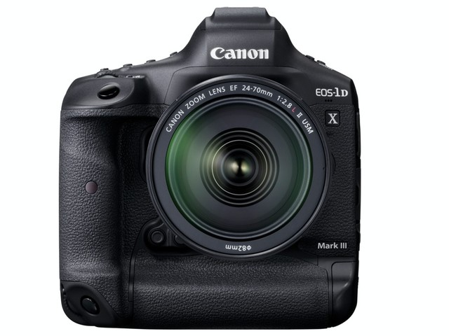Canon EOS-1D X Mark III Flagship Full-Frame DSLR Launched in India