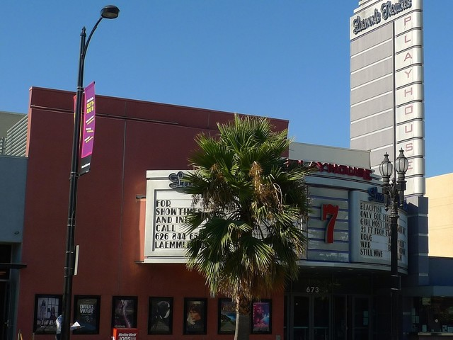 The iconic Laemmle Theatres may be on the selling block