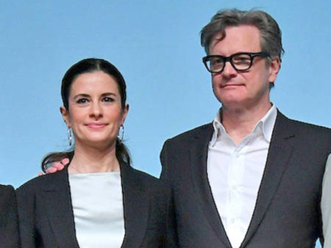 Colin Firth and Wife Livia Make First Public Appearance Since Affair and Stalking Scandal