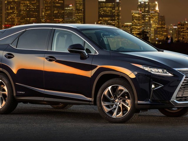Lexus Drops Base Price For 2018 RX 450h By More Than $7,000