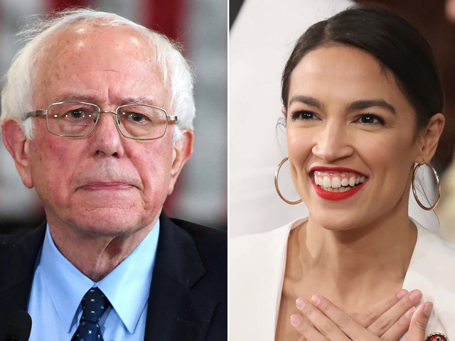 Bernie Sanders says he'll put AOC in 'very important' White House role