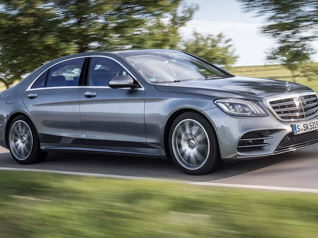 2018 Mercedes-Benz S-Class Review: Half-Measure?