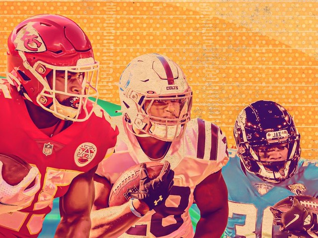 Don't Sleep on This Year's Rookie Running Back Class