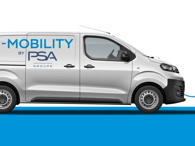 PSA Launching Electric Vans From Citroen, Peugeot, Opel And Vauxhall Next Year