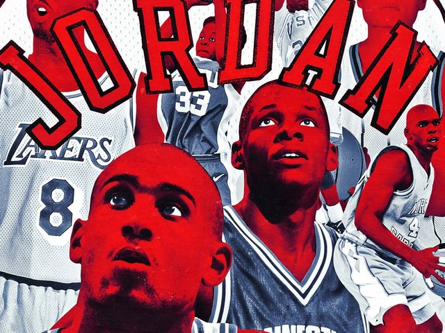 "Retracing the Histories of ""The Next Michael Jordans"""