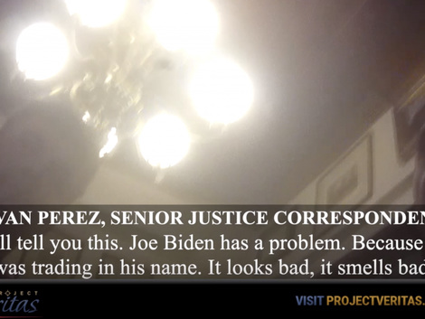 """Joe Biden Has A Problem"" CNN Senior Justice Correspondent Tells Undercover Veritas Operative"