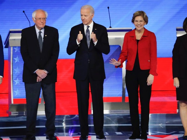 Here are the 5 biggest moments from Friday's Democratic primary debate in New Hampshire