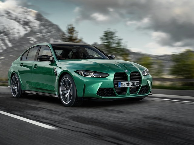 There's Actually a Good Reason BMW Doesn't Offer a DCT in the M3 and M4