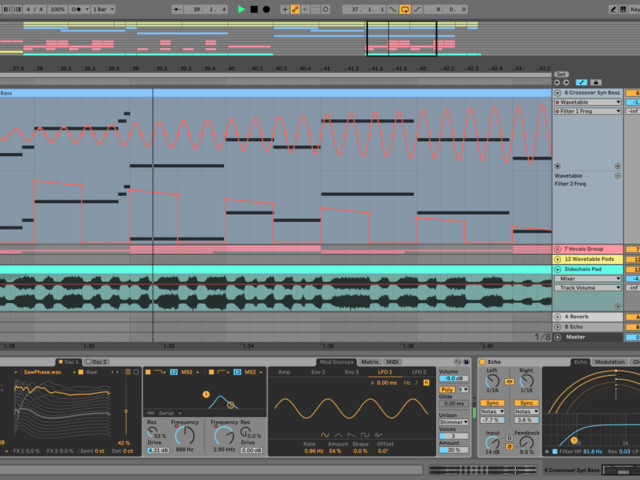 Ableton Live 10.1: more sound shaping, work faster, free update