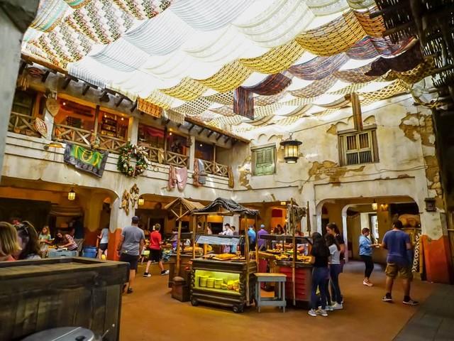 My Family Picks Six Walt Disney World Restaurants