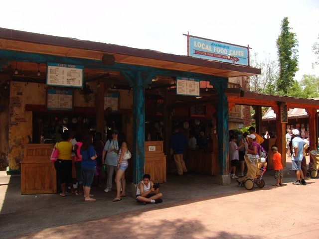 Breakfast Now Available at Yak and Yeti Local Food Cafe at Disney's Animal Kingdom
