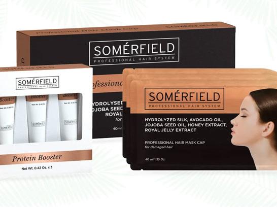 FREE Somèrfield Hair Repair Starter Kit