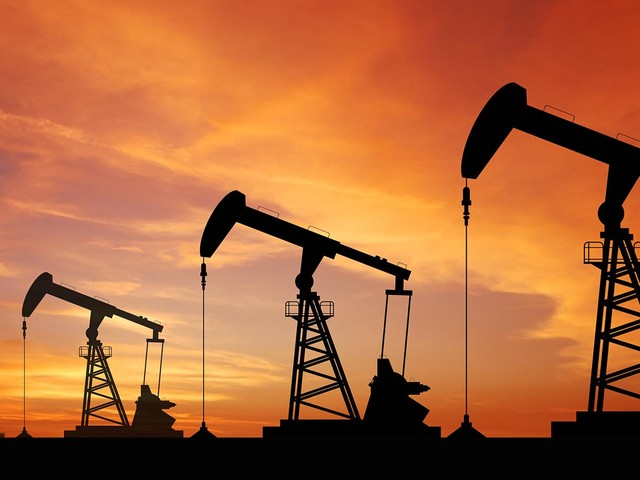 Strikes Push Oil Prices Higher, Dow Lower