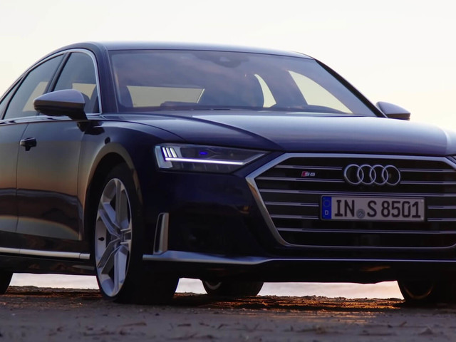 2020 Audi S8 Offers Supercar Performance Wrapped In Comfort And Luxury